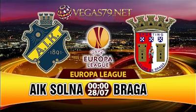 Nhận định, soi kèo nhà cái AIK Solna vs Braga