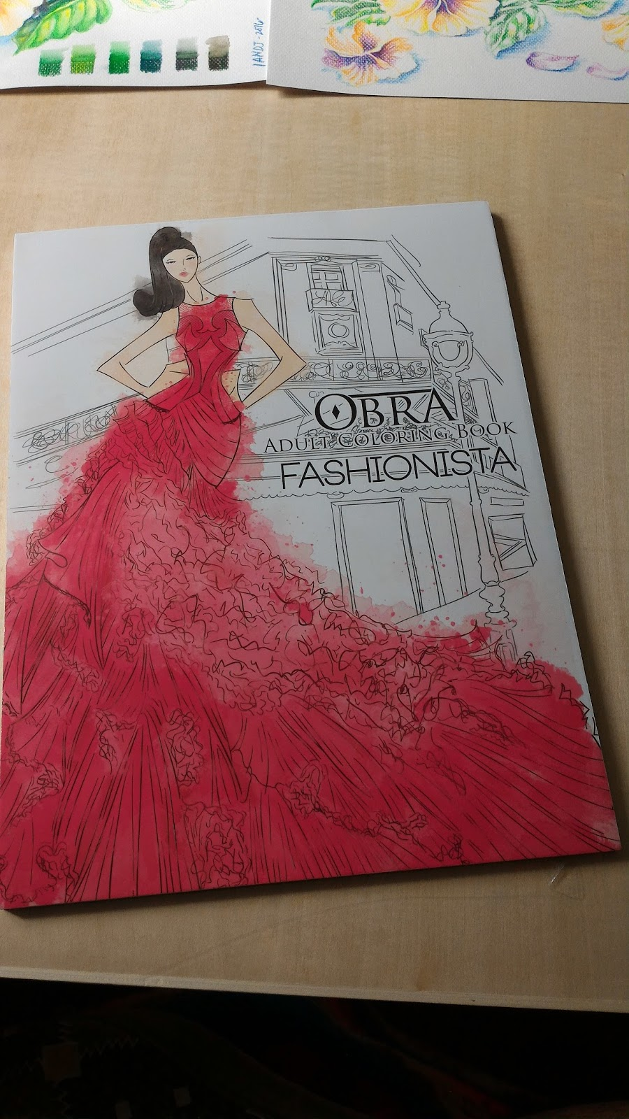 Here Is The Cover Of OBRA Fashionista