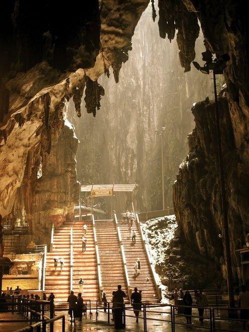 Oversubscribed - Batu Caves, Malaysia.