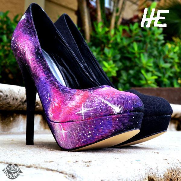 Purple Heel Shoes Uk