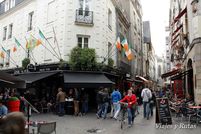 Rue de la Juiverie, Nantes