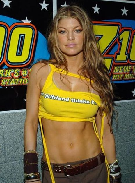 Sexy Fergie Hot Sizzling Wallpapers 521 Entertainment World