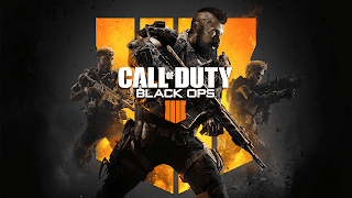 Black Ops 4 Cover Wallpaper