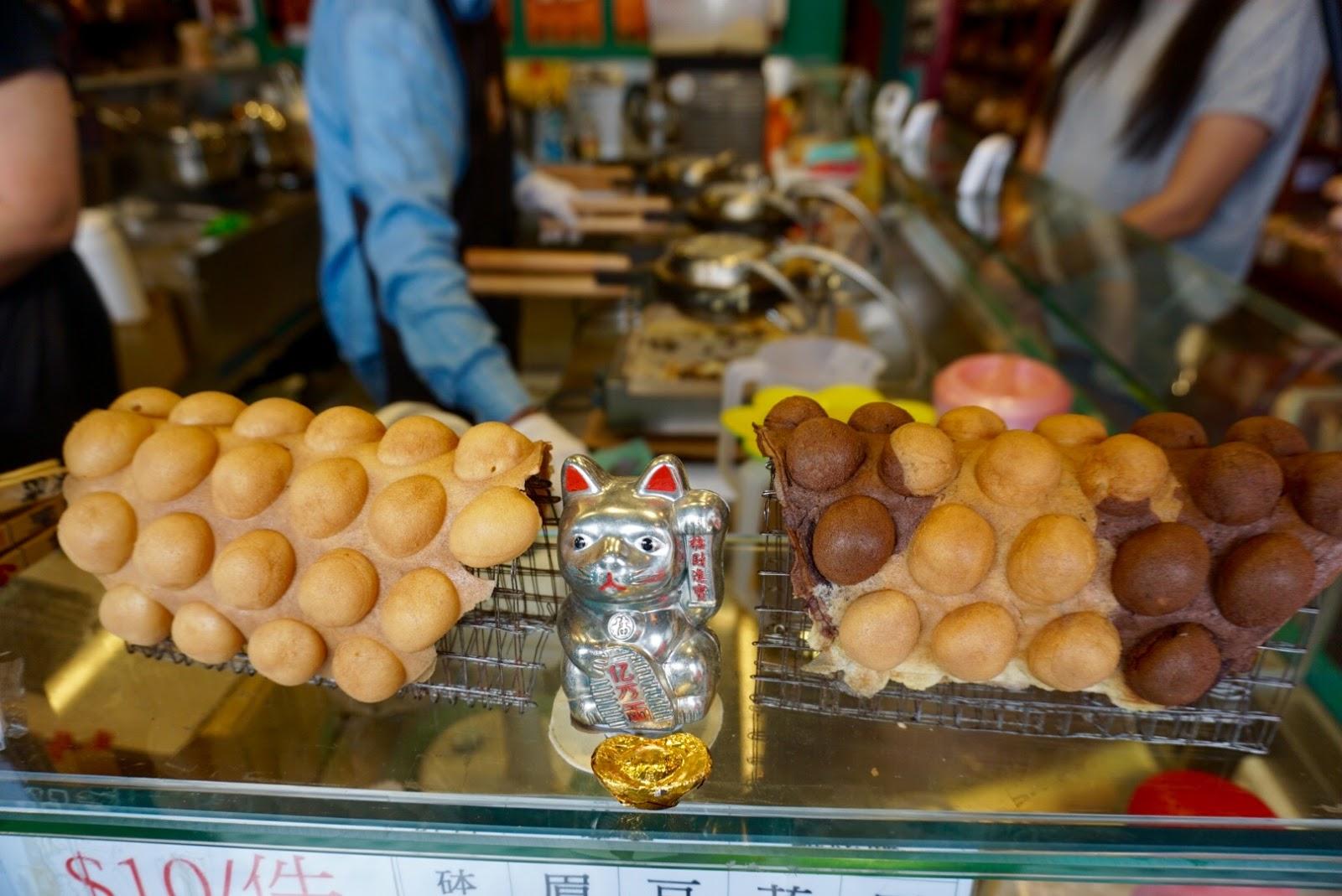 Hong Kong travel diary blog vlog ngong ping egg waffles