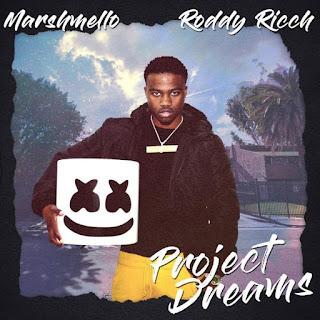 Marshmello, Roddy Ricch - Project Dreams