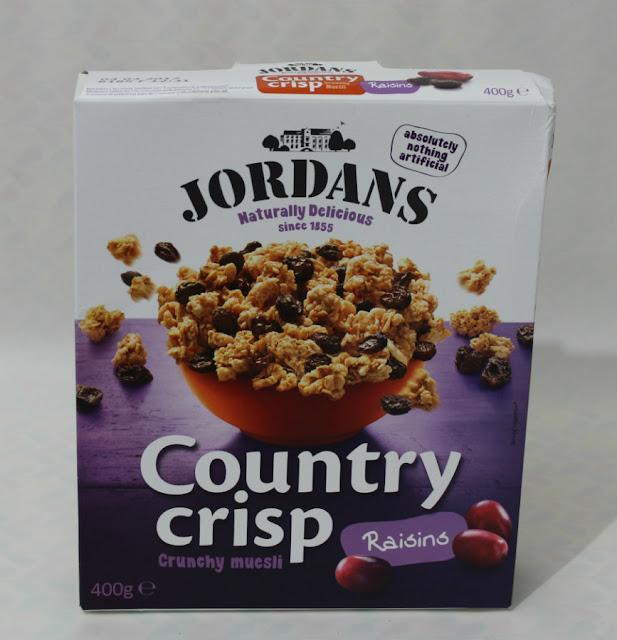 jordans cereales