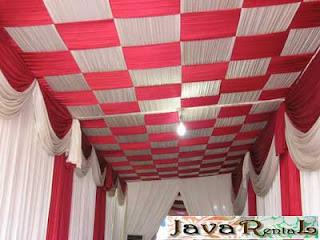 Sewa Tenda Dekorasi VIP - Sewa Tenda Dekorasi VIP Pameran