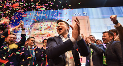 Зеленский победил во втором туре выборов