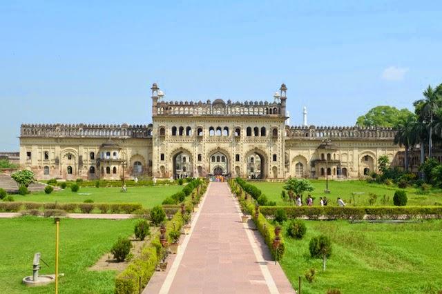 Bara Imambara-Incredible Place