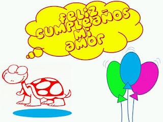 Tarjetas de Cumpleaños, parte 2
