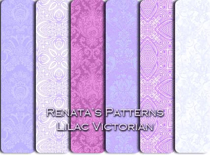 Lilac Victorian Patterns | Designs