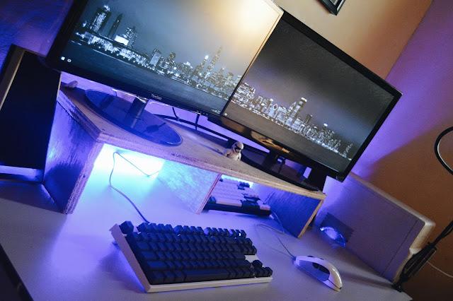 pc, gaming pc, battlestation