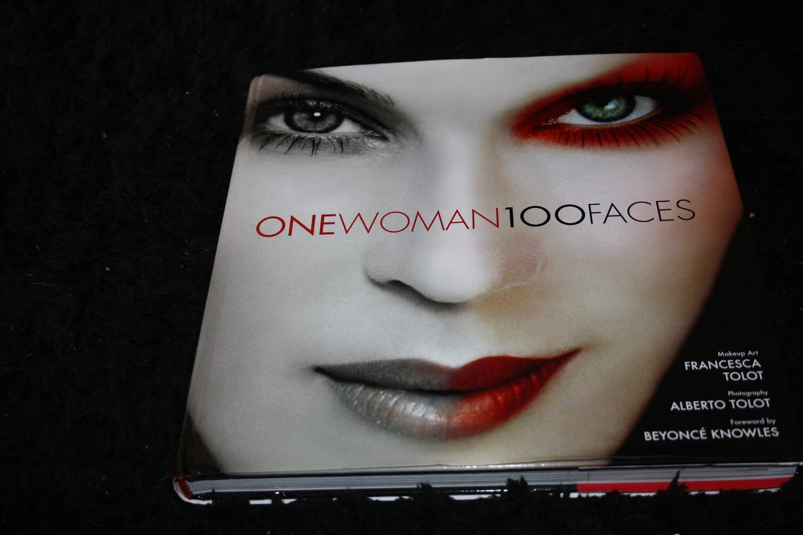 One Woman - 100 Faces