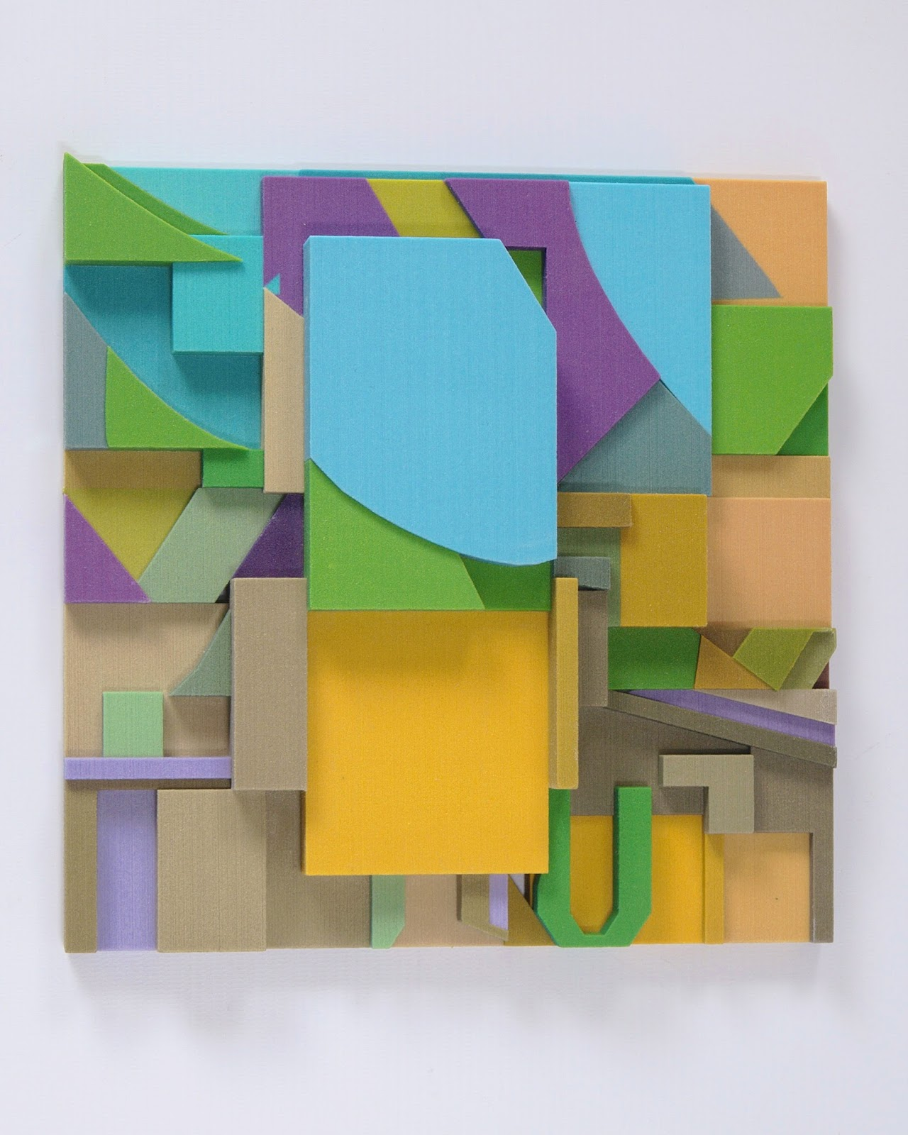 Actualizing Abstraction with Isaac Budmen © Carolyn Frischling