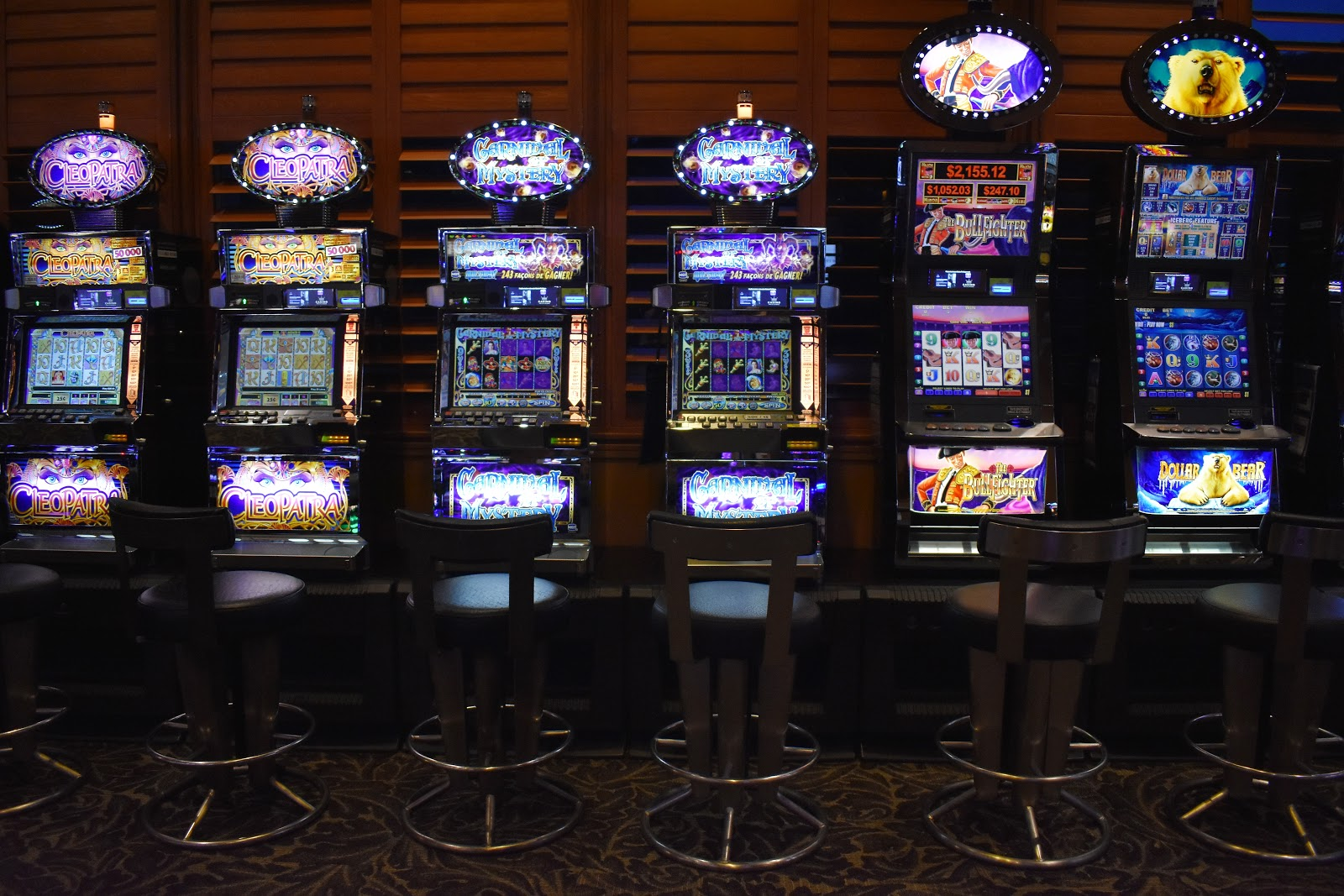Restaurant Casino Tremblant