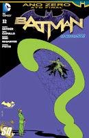 Os Novos 52! Batman #32