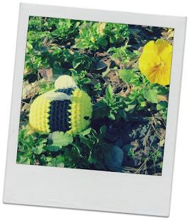 plush toy honeybee