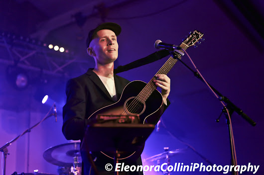 PHOTOS: JENS LEKMAN at OVAL SPACE