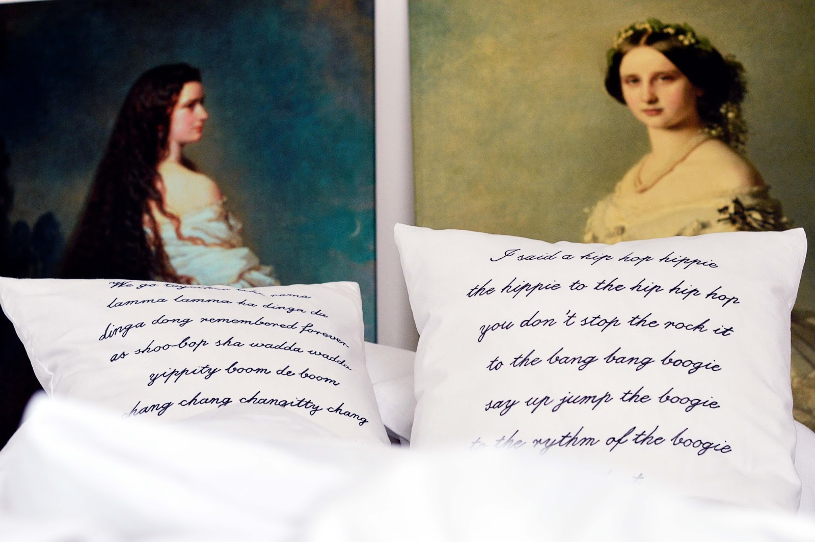 DIY Pillow Poetry | Motte's Blog