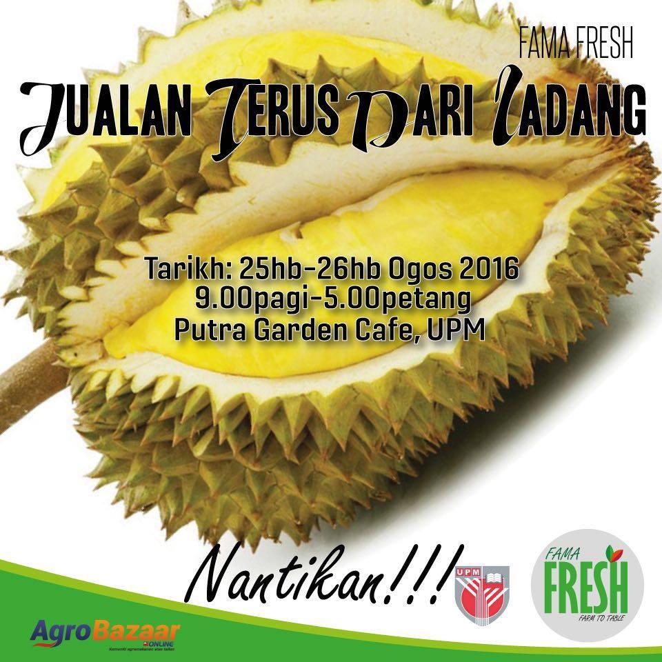 karnival durian