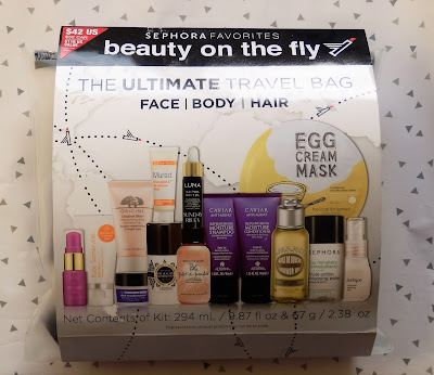 Sephora Beauty On The Fly - The Ultimate Travel Bag