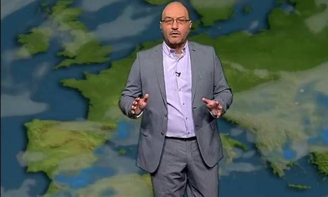 Αρναούτογλου: Έρχεται το ισχυρότερο κύμα ψύχους του φετινού χειμώνα (βίντεο)