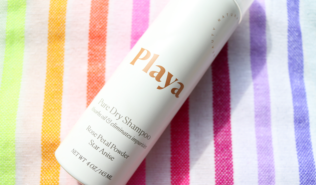 Playa Pure Dry Shampoo review