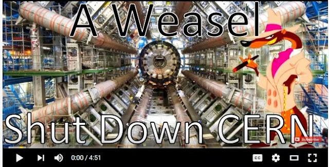 Weasel Apparently Shuts Down World's highest Powerful Particle-Collider Video