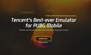 Cara Bermain PUBG Mobile di PC Gratis