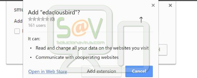 Edaciousbird (Extensión forzada)