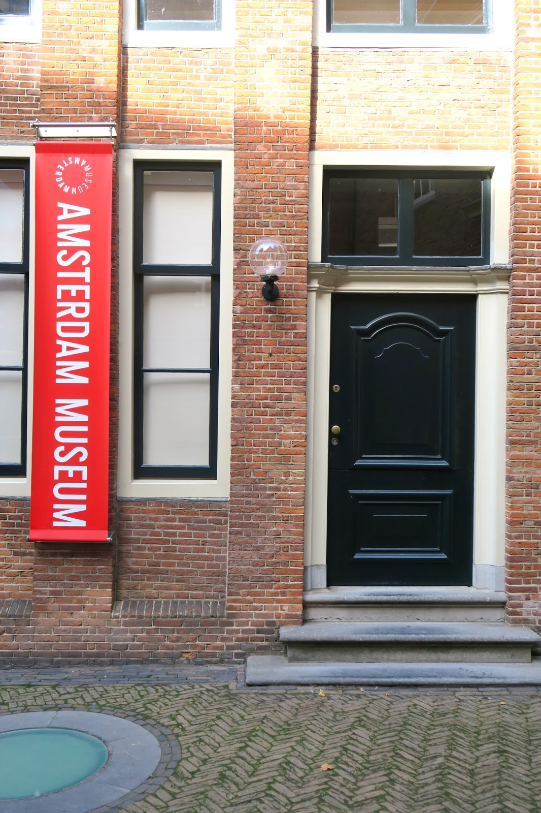 Amsterdam Museum Outdoor Exterior