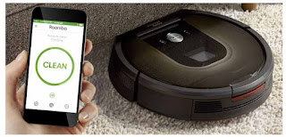 IRobot Roomba 980 Vacuum Cleaner