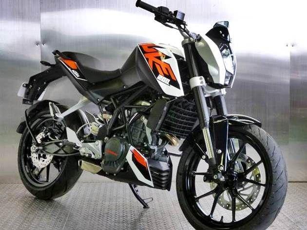 KTM 200 Duke hd pics//