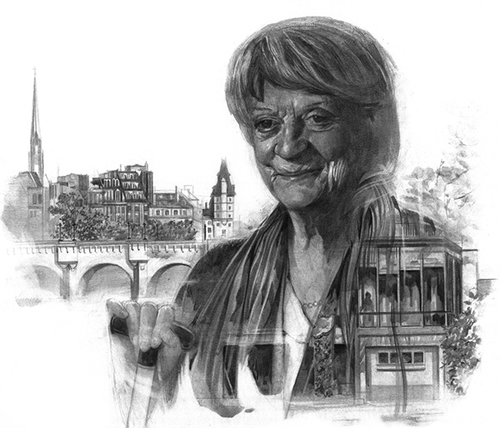 26-Maggie-Smith-Thomas-Cian-Expressions-on-Moleskine-Portrait-Drawings-www-designstack-co