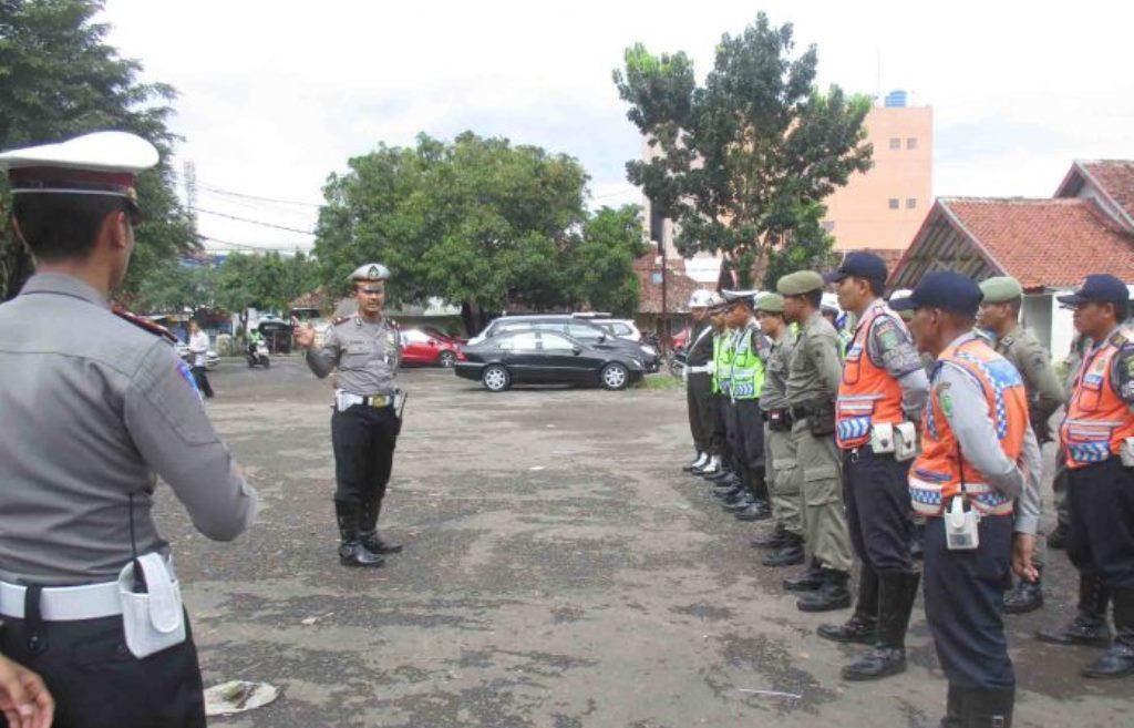 Amankan Arus Mudik dan Balik Lebaran, Polres Subang Turunkan 1.700 Personil