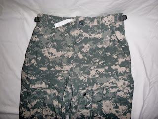ACU Combat Uniform Pants Aircrew NWT Medium Short Military New