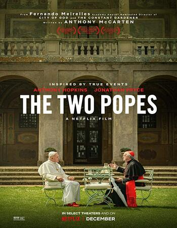 (FREE DOWNLOAD) The Two Popes (2019) | Engliah | full movie | hd mp4 high qaulity movies