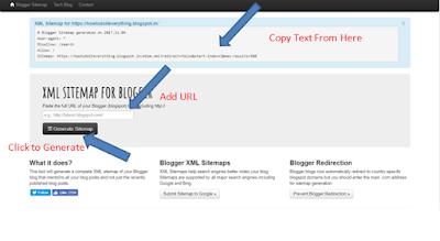 blogger seo, blogsport seo, sitemap generate of blogsport