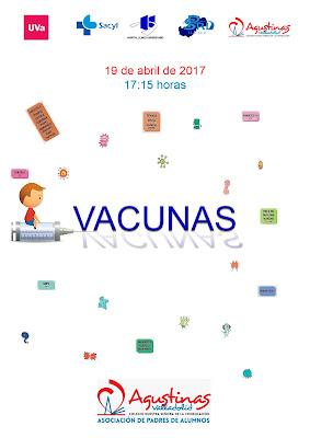 APA Agustinas Valladolid - 2017 - Charla informativa sobre vacunas