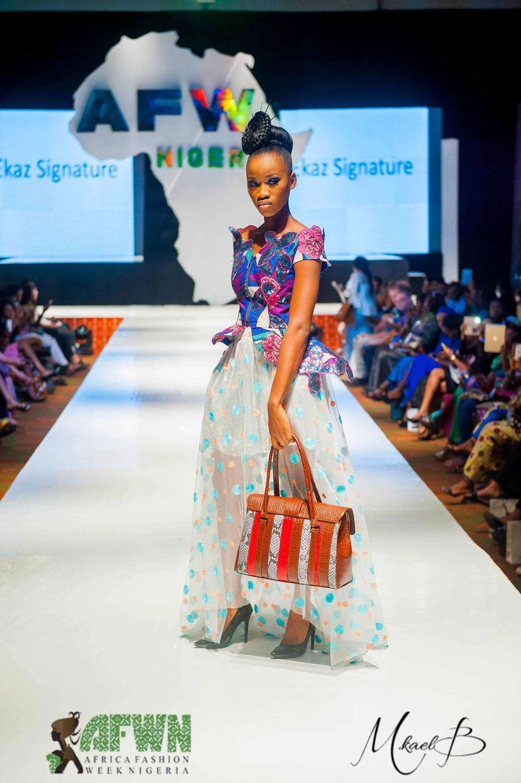 Brandarena Africa Fashion Week Nigeria Hosts First Iconic Catwalk Show