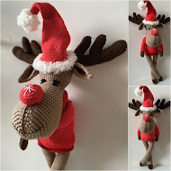 Rendier Rudolph XL