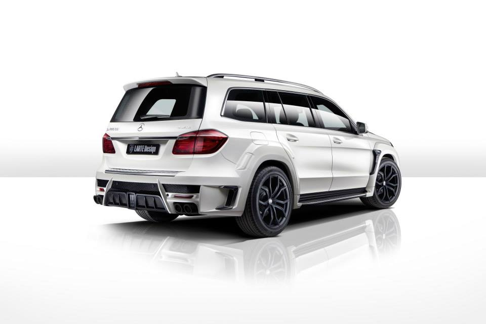 Larte Design S Mercedes Benz Gl Black Crystal Ready For