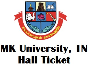 Madurai Kamaraj University Hall Ticket 2017