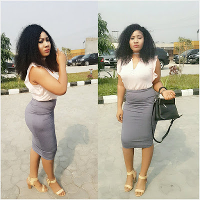 I-can't-date-Ghanaian-men,-they-are-too-lazy – Ghana-based-Nigerian Actress-Chesan-Nze