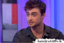 Updated: Daniel Radcliffe on The One Show