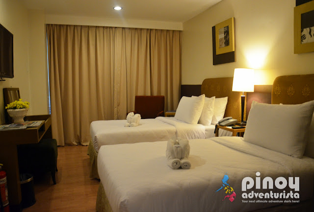 One Tagaytay Place Hotel Blog Review