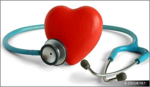 Kalp günde ortalama 100 bin kez atıyor.
