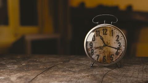 ¡Cómo pasa el tiempo, jolines!