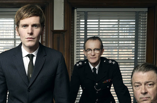 Hooked on Endeavour