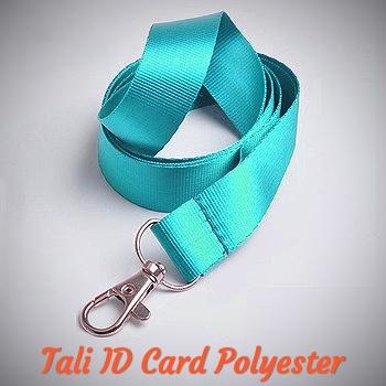 Jenis-jenis bahan tali ID card yang ada di pasaran